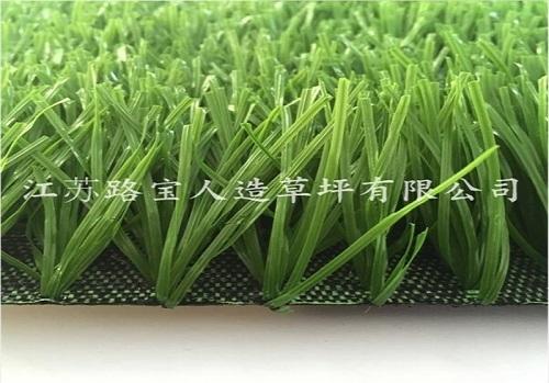 足球场单茎单丝人造草坪