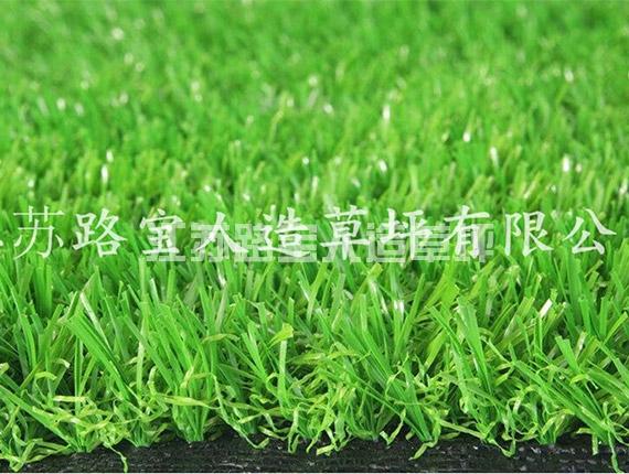 人造围挡草坪